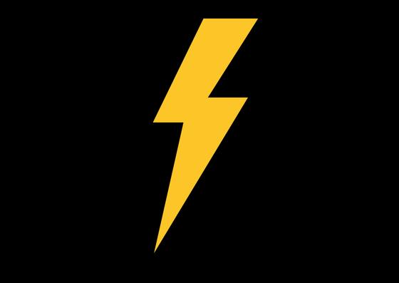 Lightning Bolt Png #47304.