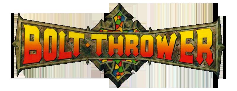 Bolt Thrower.