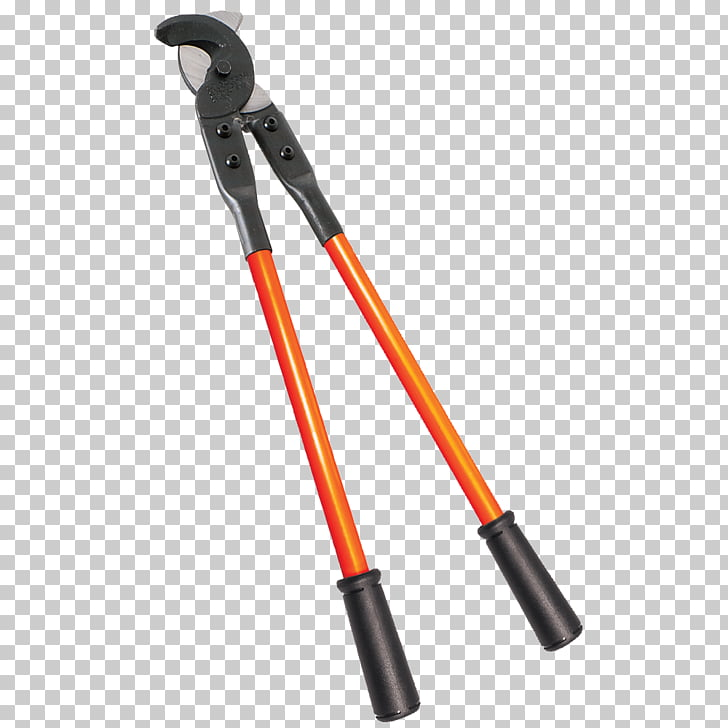Bolt Cutters Hand tool Cutting tool, Pliers PNG clipart.