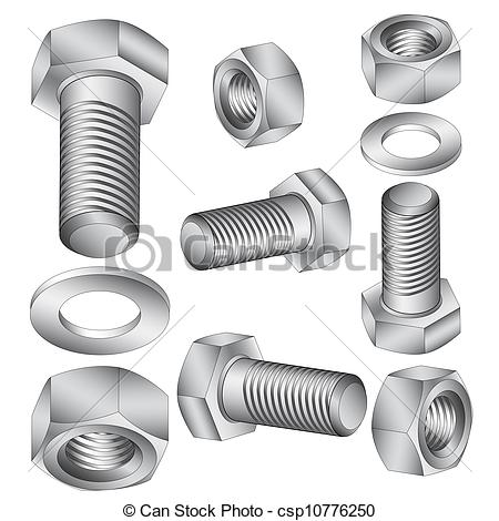 Metal nut Clip Art Vector and Illustration. 1,198 Metal nut.