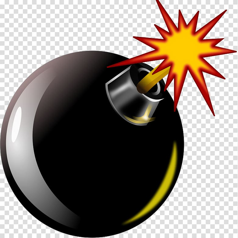Time bomb Explosion Nuclear weapon, bomb transparent.