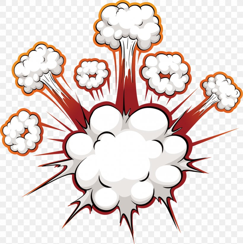 Comics Explosion Speech Balloon, PNG, 1765x1772px, Explosion.