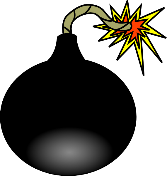 Bomb Clip Art at Clker.com.