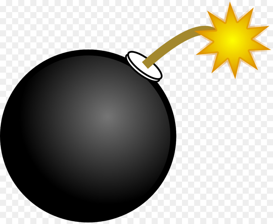 Bomb Cartoon clipart.