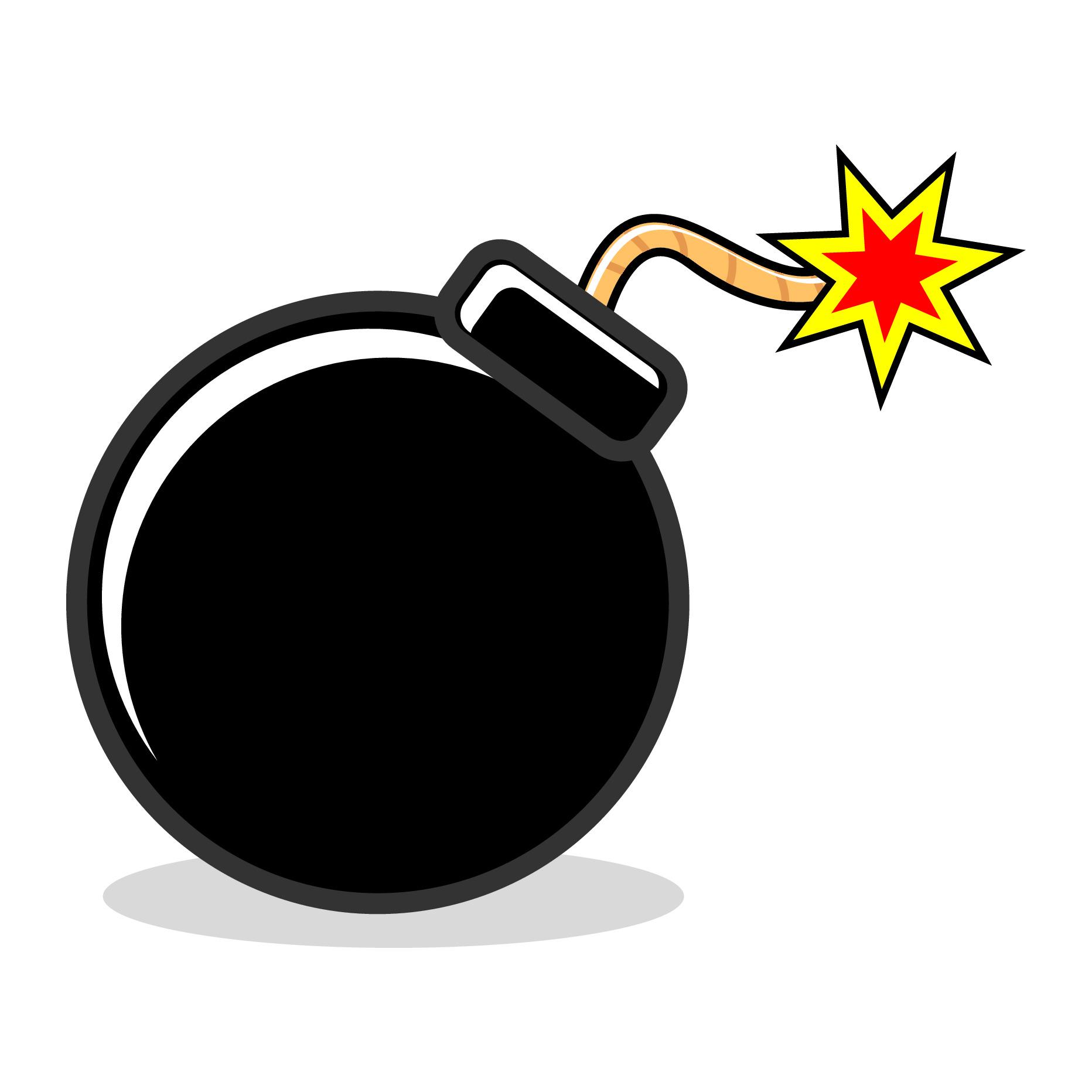 Bomb Clipart & Bomb Clip Art Images.
