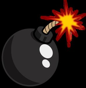 260 clip art bomb explosion.