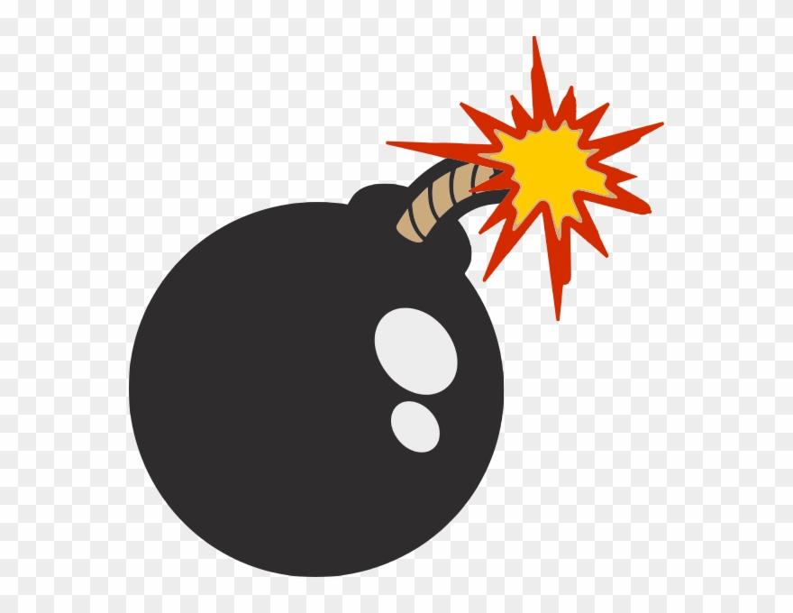 Cartoon Bomb Png Clipart (#674854).