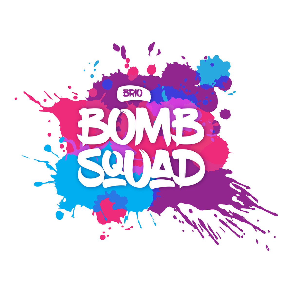 Brio BOMB SQUAD Team Logo on Behance.