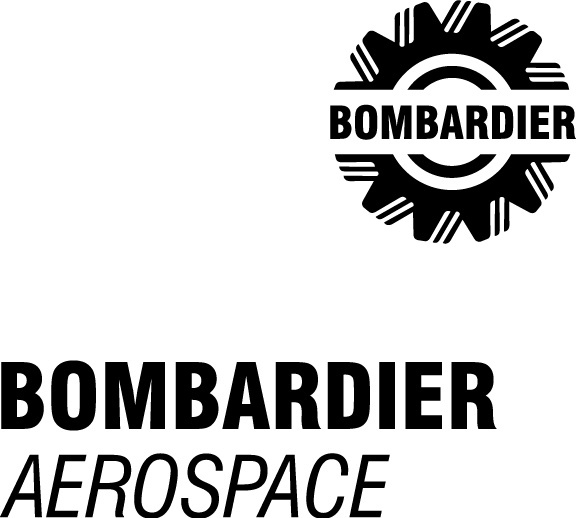 Bombardier Aerospace 1 Free vector in Adobe Illustrator ai.