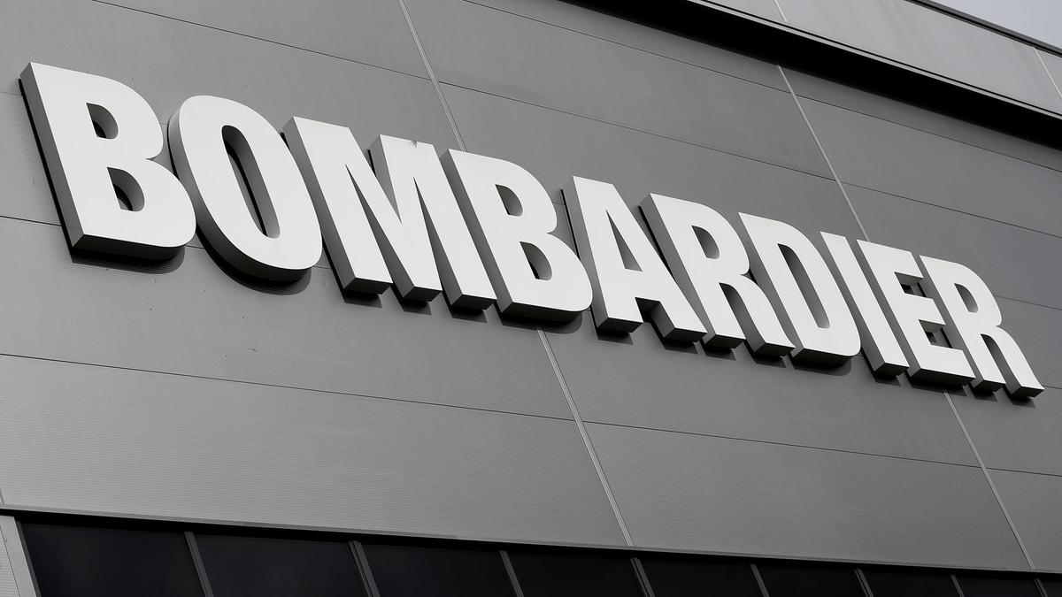 Bombardier leaves commercial aviation, selling regional jets.