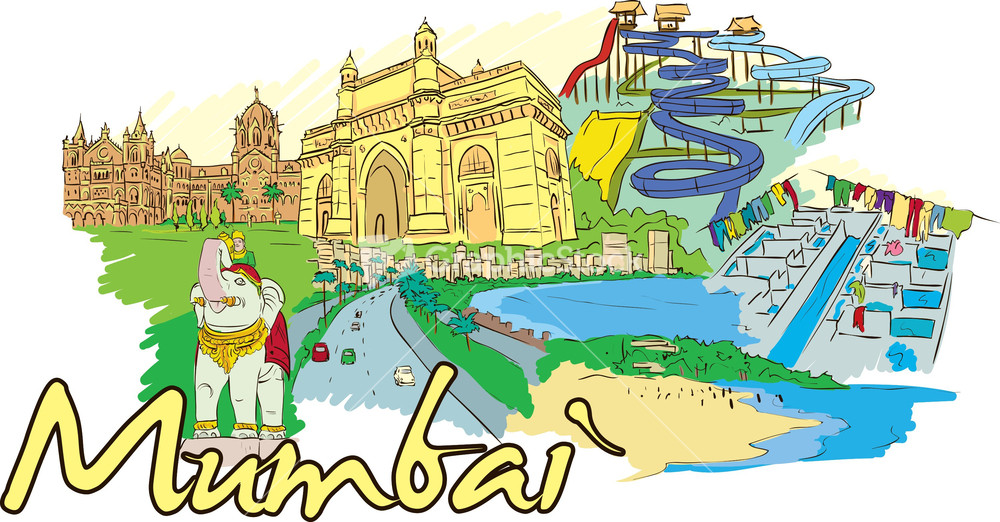 Clipart for walls in mumbai.