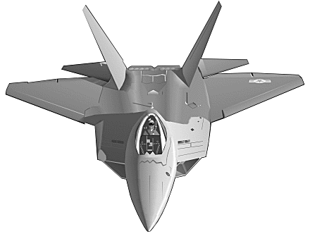 Fighter Aircraft Clipart.