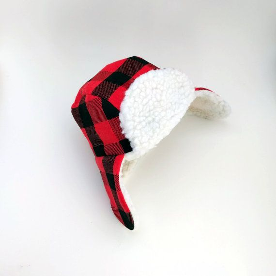 Baby & Toddler Trapper Hat.