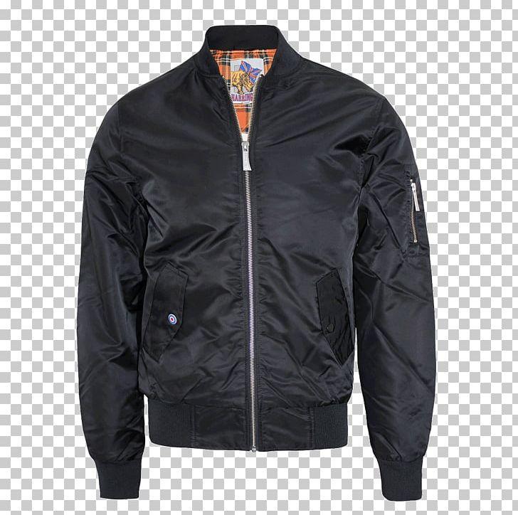 Leather Jacket MA.
