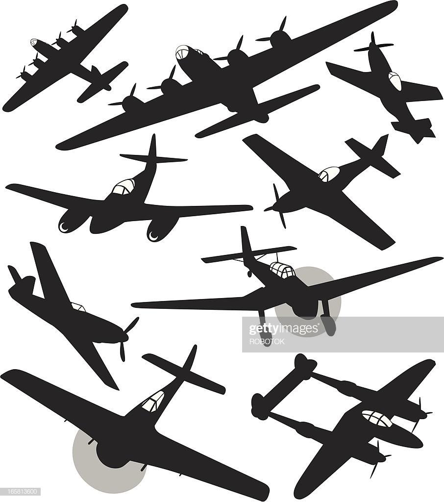 60 Top Bomber Plane Stock Illustrations, Clip art, Cartoons, & Icons.