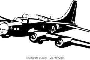 Bomber plane clipart 2 » Clipart Portal.