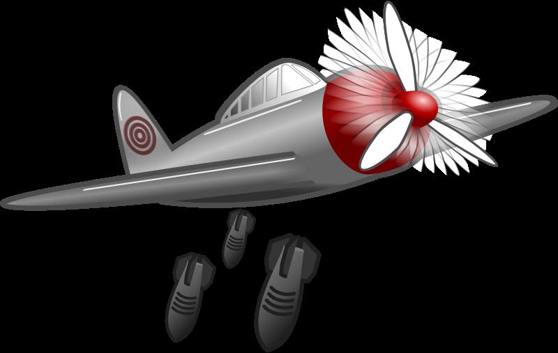 Airplane Northrop Grumman B.