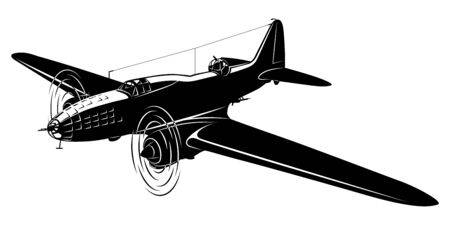 1,745 Bomber Plane Stock Vector Illustration And Royalty Free Bomber.