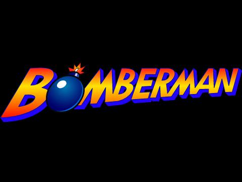 Bomberman Logo.