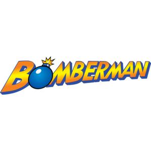 Bomberman logo, Vector Logo of Bomberman brand free download.