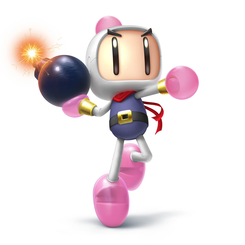 Bomberman.