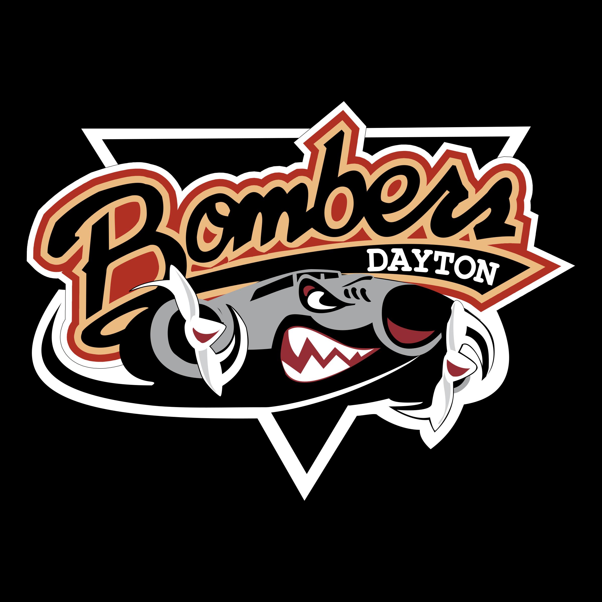 Dayton Bombers Logo PNG Transparent & SVG Vector.
