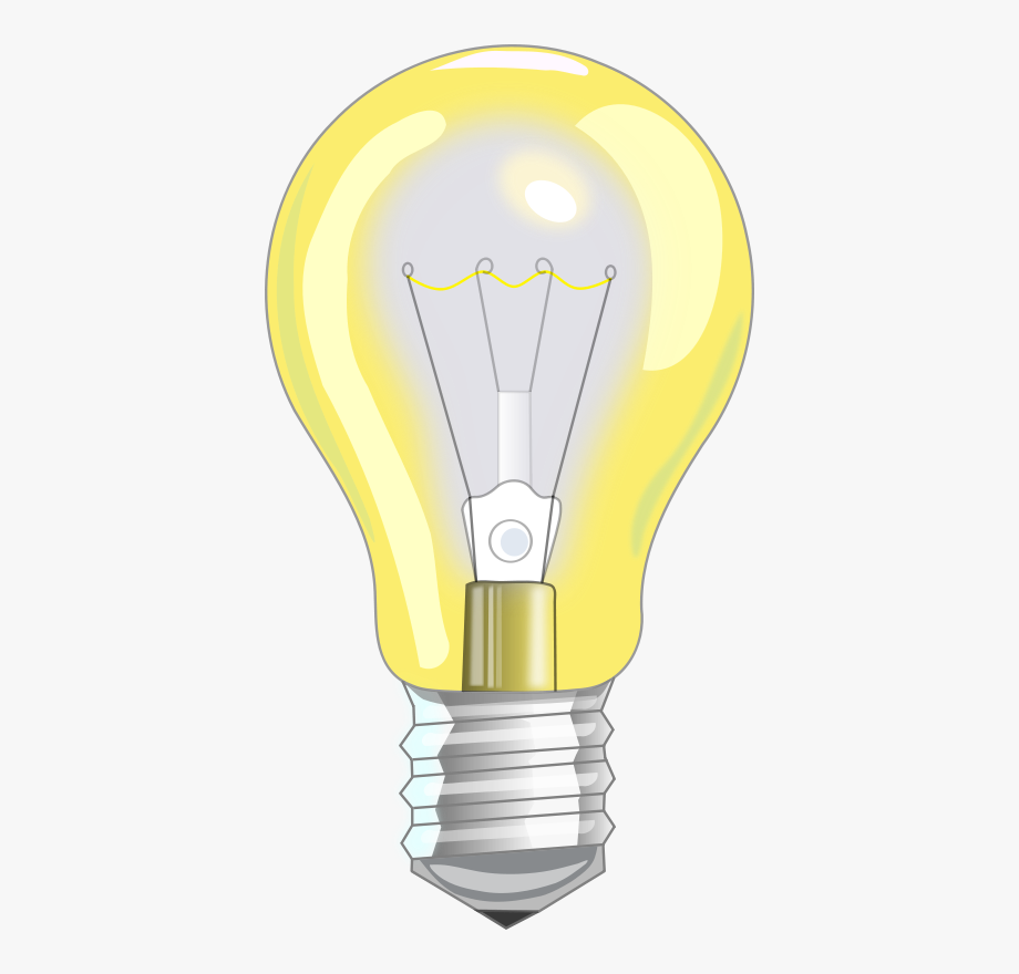 Incandescent Light Bulb Led Lamp Electricity.