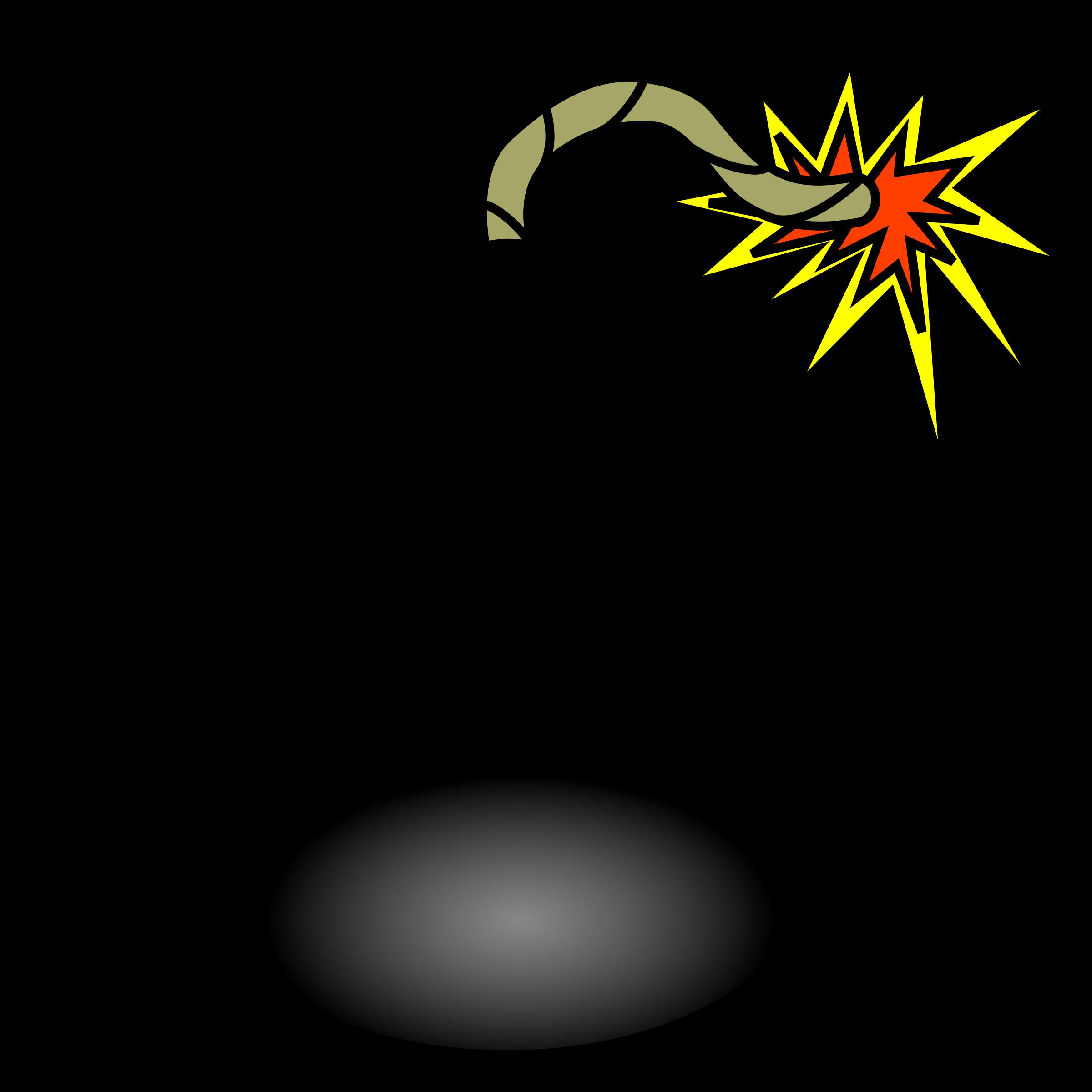 155 Bomb Clipart.