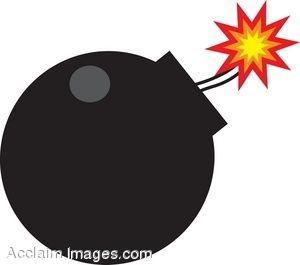Bomb Threat Clipart.
