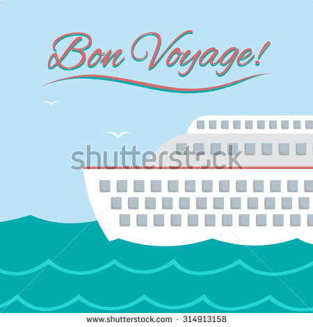 "bon Voyage"" Stock Photos, Royalty."