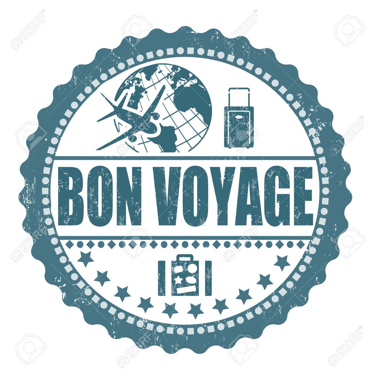 Bon voyage clipart free.