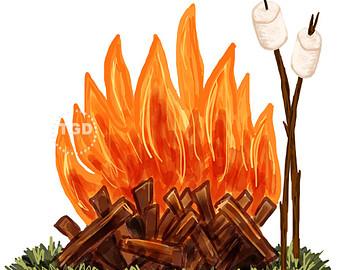 Bonfire Clip Art & Bonfire Clip Art Clip Art Images.