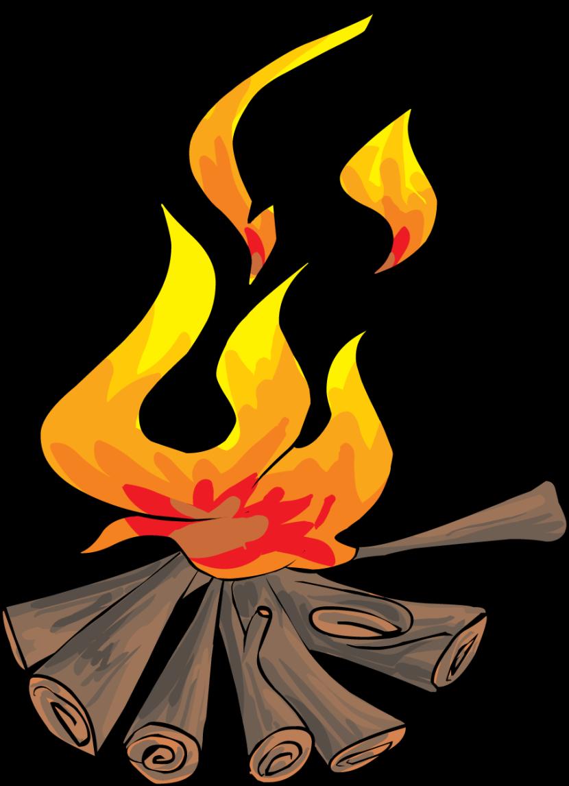 Best Bonfire Clipart #19057.