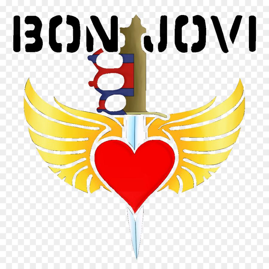 Bon Jovi Logos Clip art.