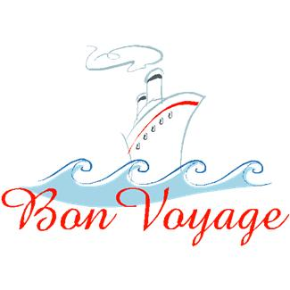 Free Bon Voyage, Download Free Clip Art, Free Clip Art on Clipart.