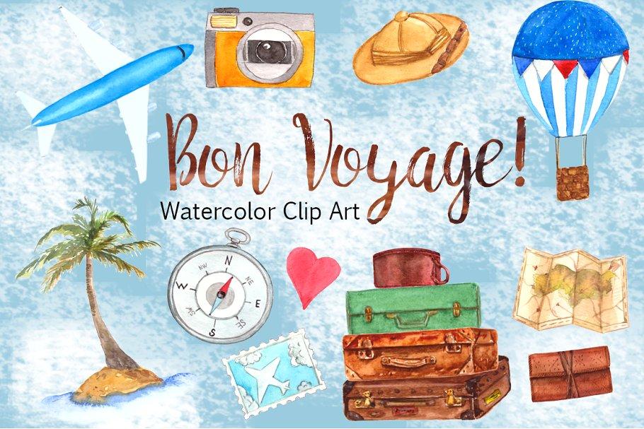 Bon Voyage.