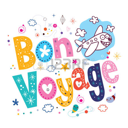 Bon Voyage Clipart Group with 71+ items.