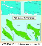 Bonaire Clipart Vector Graphics. 51 bonaire EPS clip art vector.