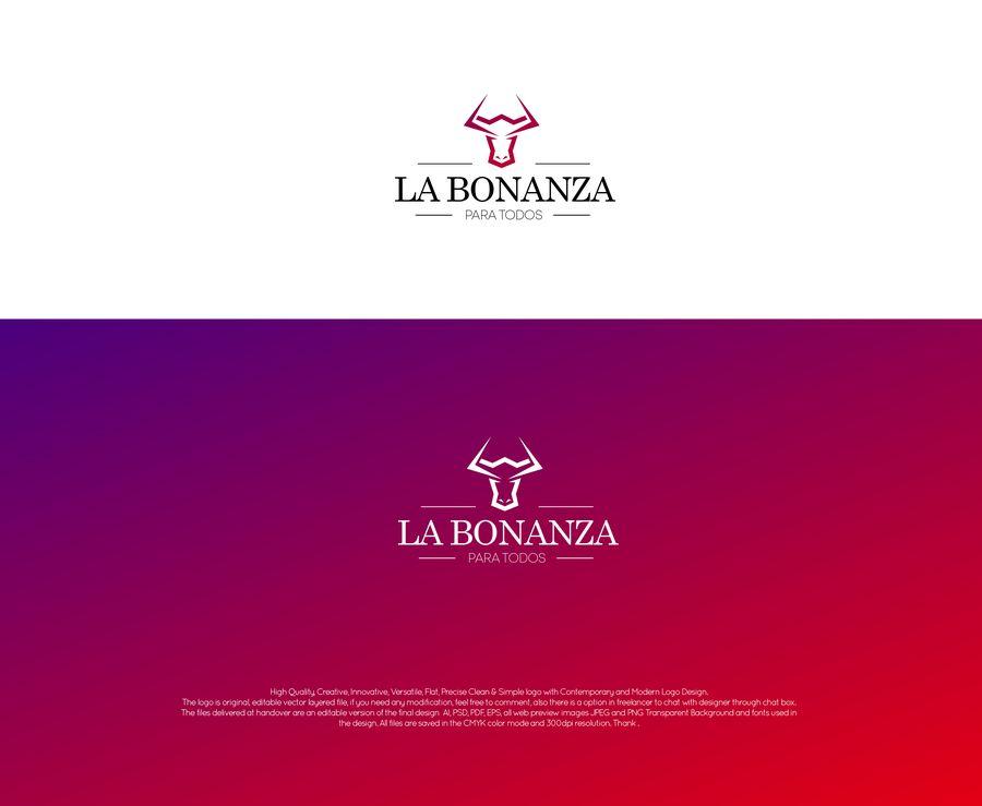 Entry #57 by Duranjj86 for La Bonanza Logo.