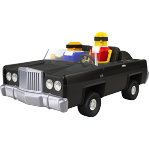 Car From Movie PNG Clipart.