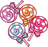 Clip Art of snack, love, cuisine, food, candy, dessert, valentine.
