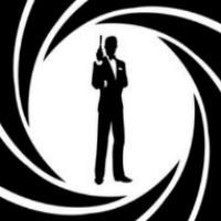 James bond clip art.