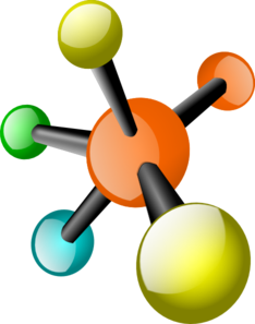 Chemical structure clipart #1