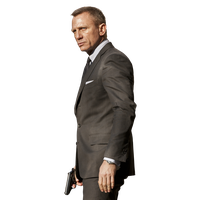 Download James Bond Free PNG photo images and clipart.