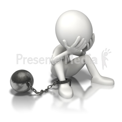 Ball N Chain Freedom.