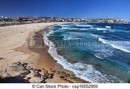 Beach clipart australia.