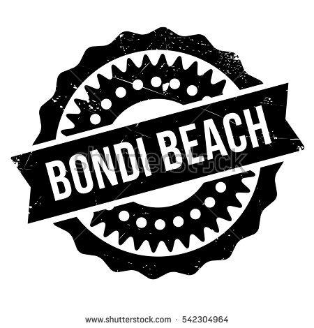 Bondi Beach Stock Photos, Royalty.