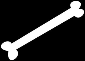 Bone Clip Art at Clker.com.