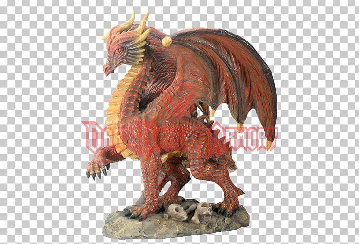 Dragon Statue Figurine The Bone Collector PNG, Clipart.