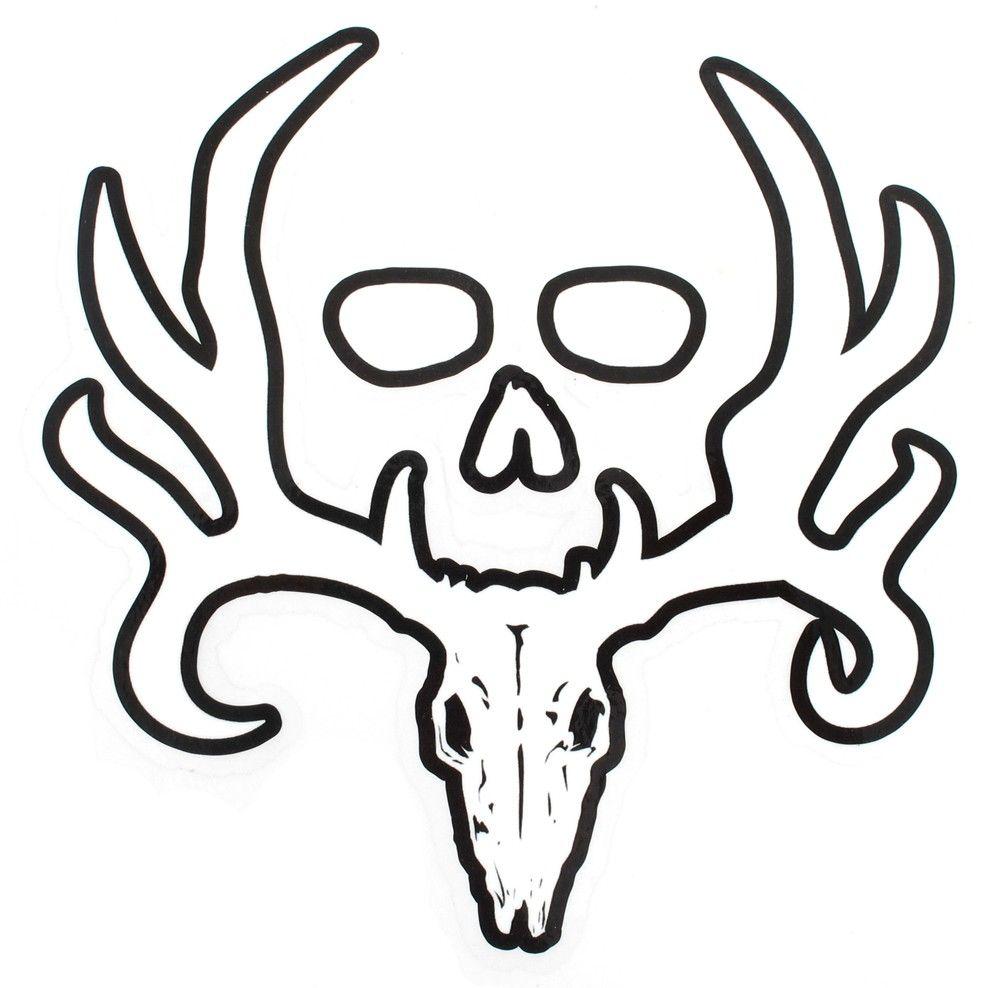Bone Collector coloring page.